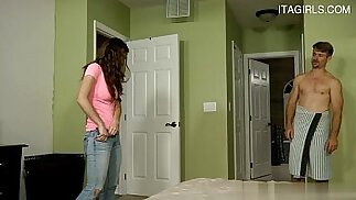 Molly Jane in b. step daughter fucking