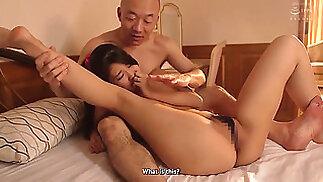 Married Woman Bangs Husbands Boss